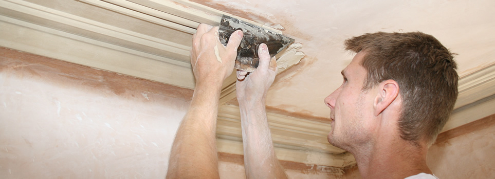 All aspects of plastering